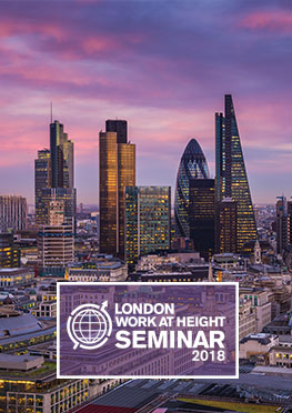 London Work at Height Seminar