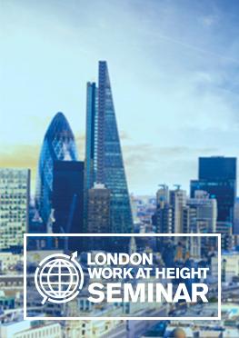 London Work at Height Seminar