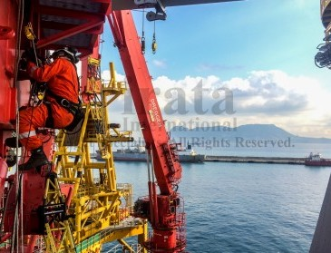 Offshore Oil & Gas 16/08-02